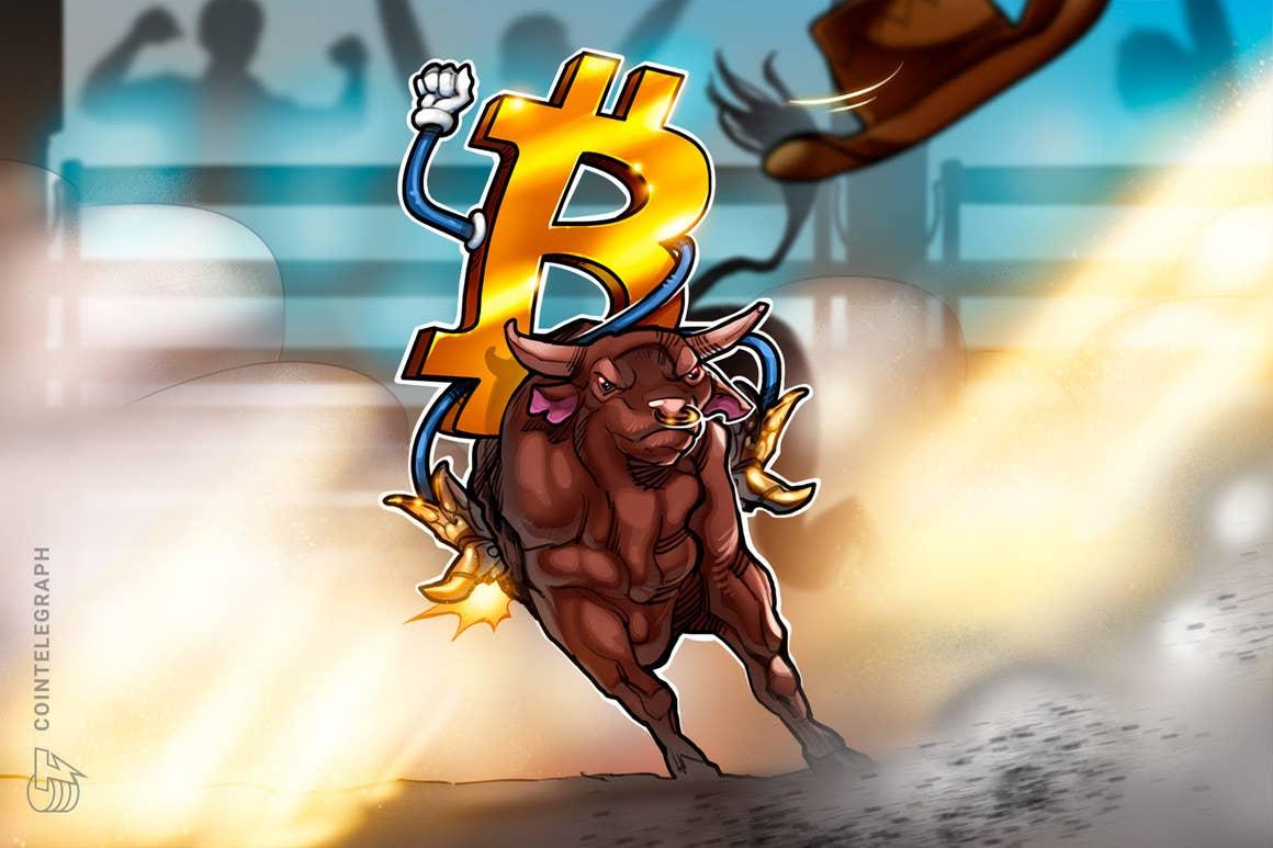 Il prezzo di Bitcoin ha segnato un nuovo massimo storico contro l'euro
