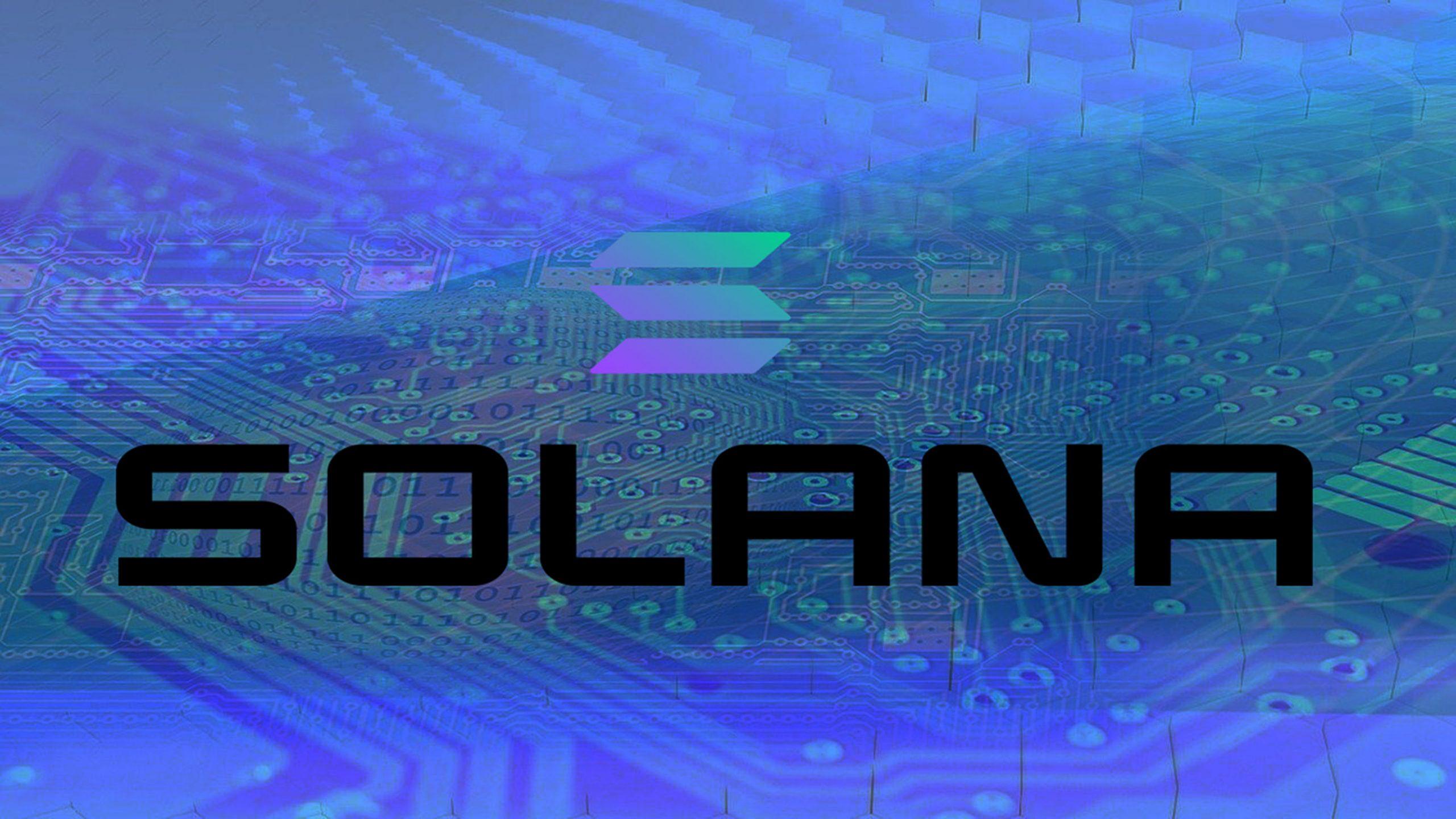 شركة سولانا وعملتها الى اين؟