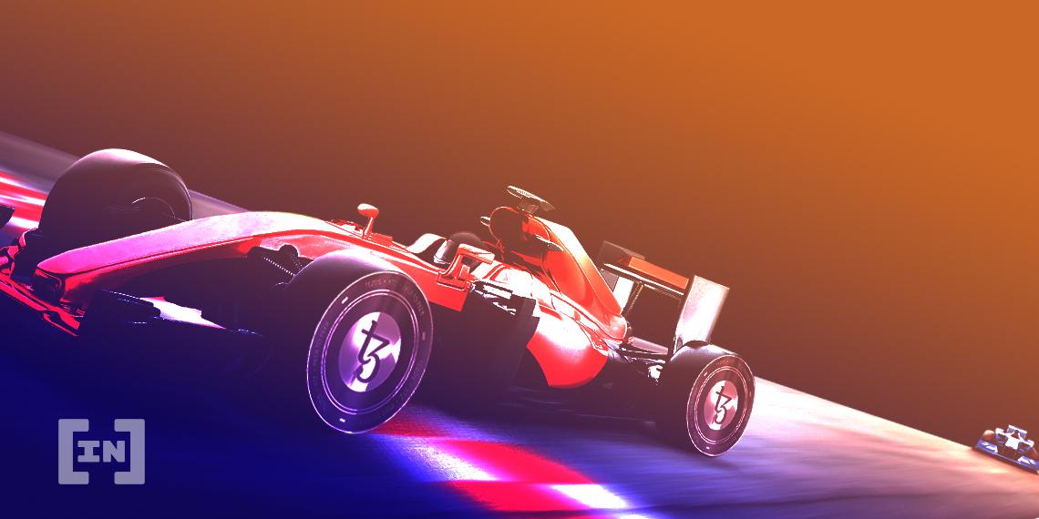 McLaren lança plataforma NFT na Tezos