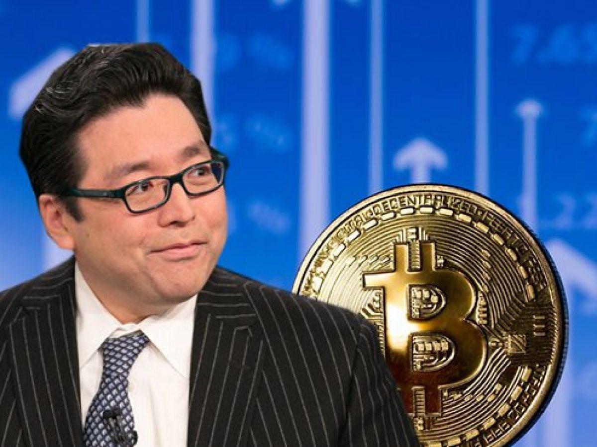 ¿Bitcoin alcanzará los USD 168.000 para fin de año? Tom Lee lo ve posible