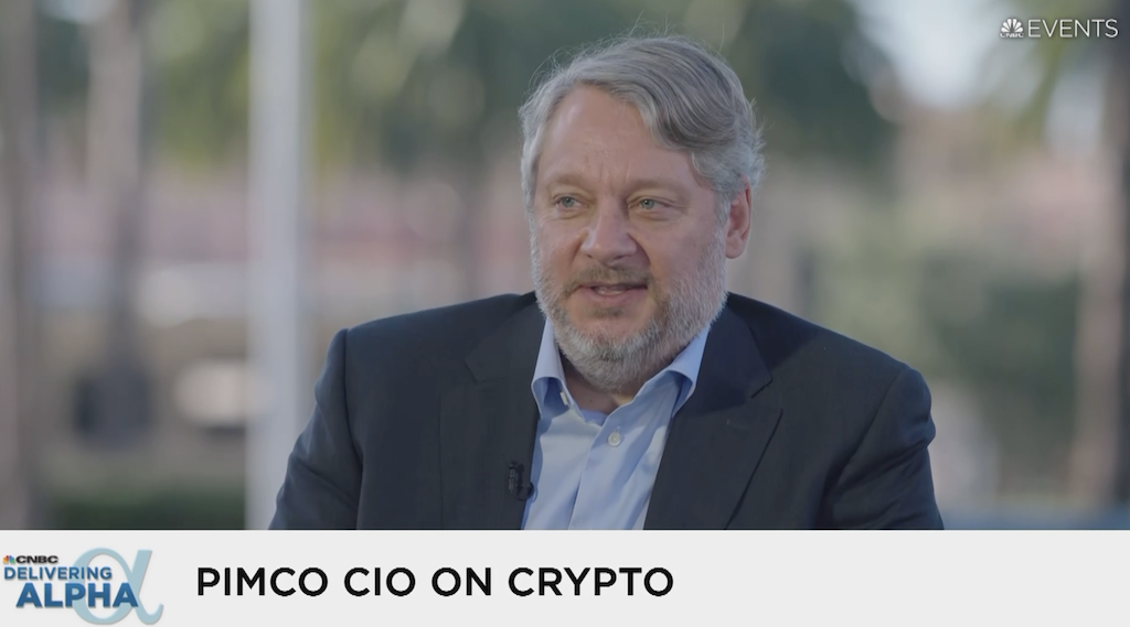 60兆資產管理巨頭|Pimco 投資長:計畫擴大加密貨幣敞口! 且 DeFi 有必要關注