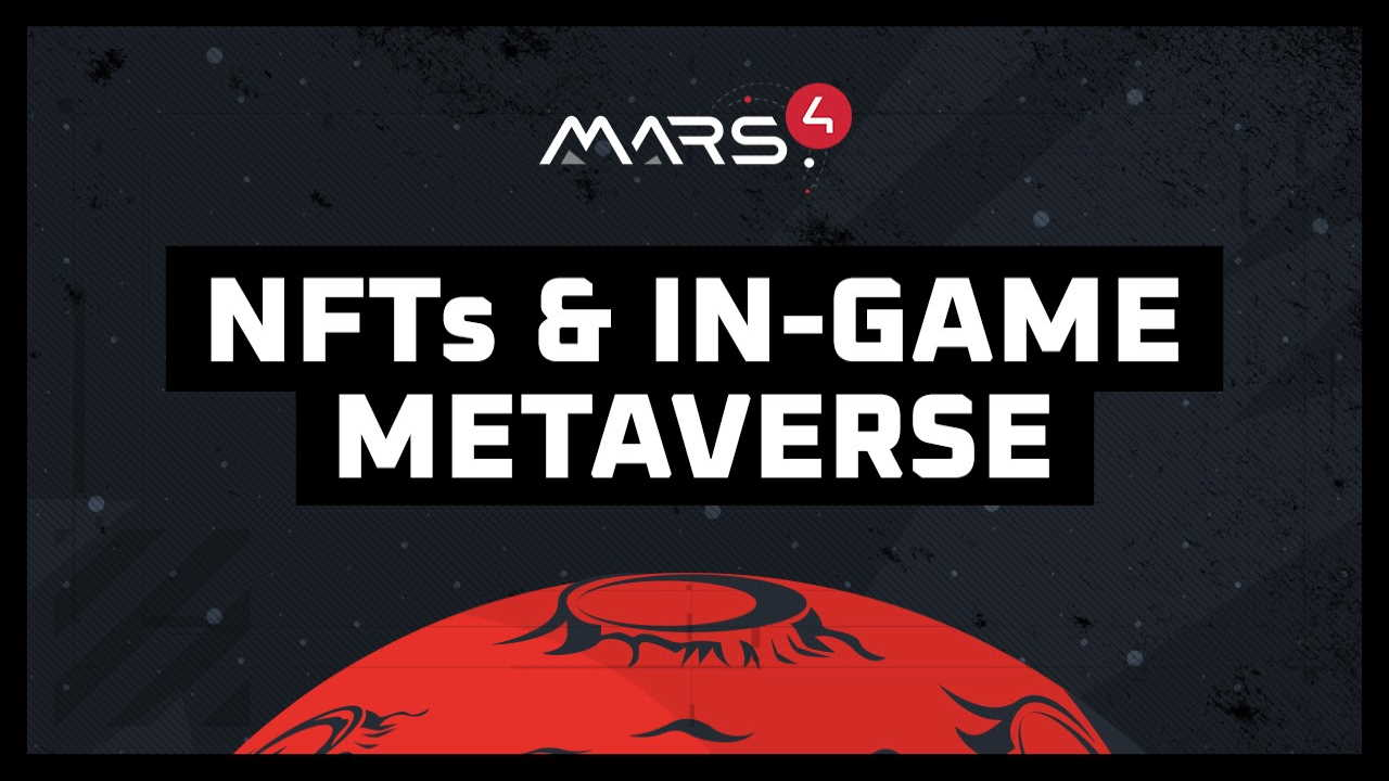 Mars4 – Unique NFT Land Plots of the Red Planet for Crypto Fans