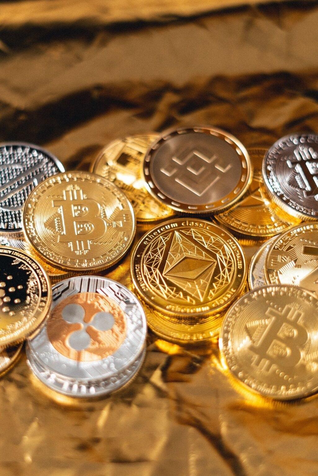 Krypto-Dienstleister Copper strebt eine Bewertung von 2,5 Mrd. $ an
