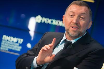 Олег Дерипаска похвалил Минфин США за готовность к крипторегулированию