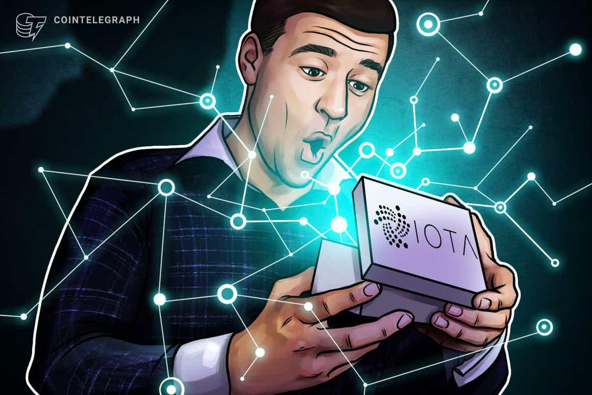 Iota lancia gli smart contract in beta per promuovere l'interoperabilità
