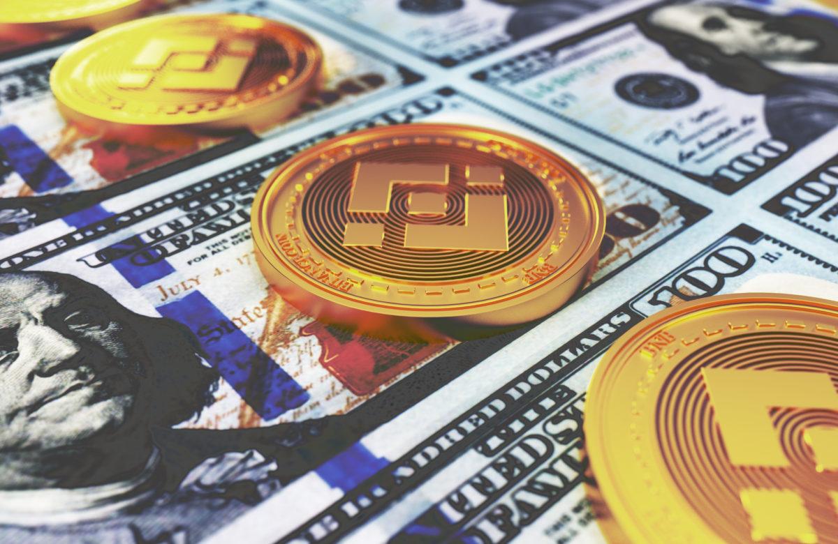 Por un instante, el precio del Bitcoin se desplomó a $8.200 dólares, en la plataforma Binance.US