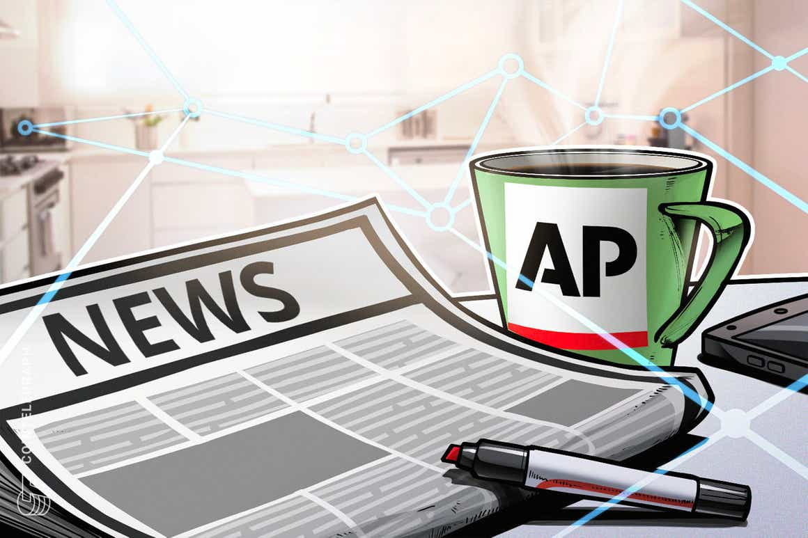 AP通信、チェインリンクノードの立ち上げでデータ公開