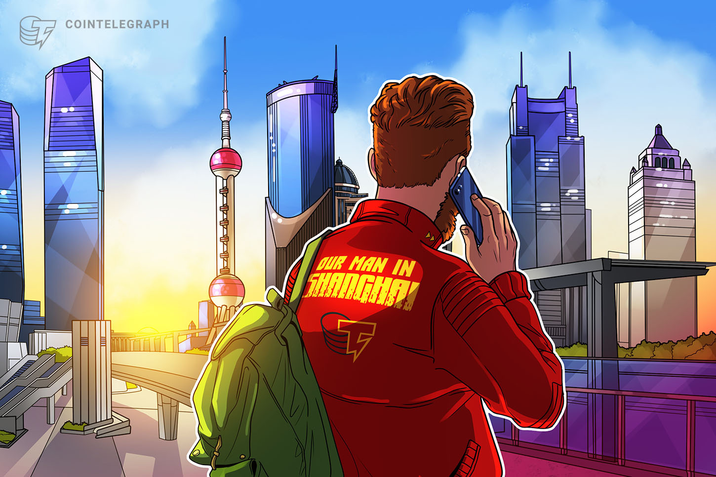 Shanghai Man: Blockchain Week with Vitalik still happening, 'Bitcoin' searches on WeChat hit 26M in a day