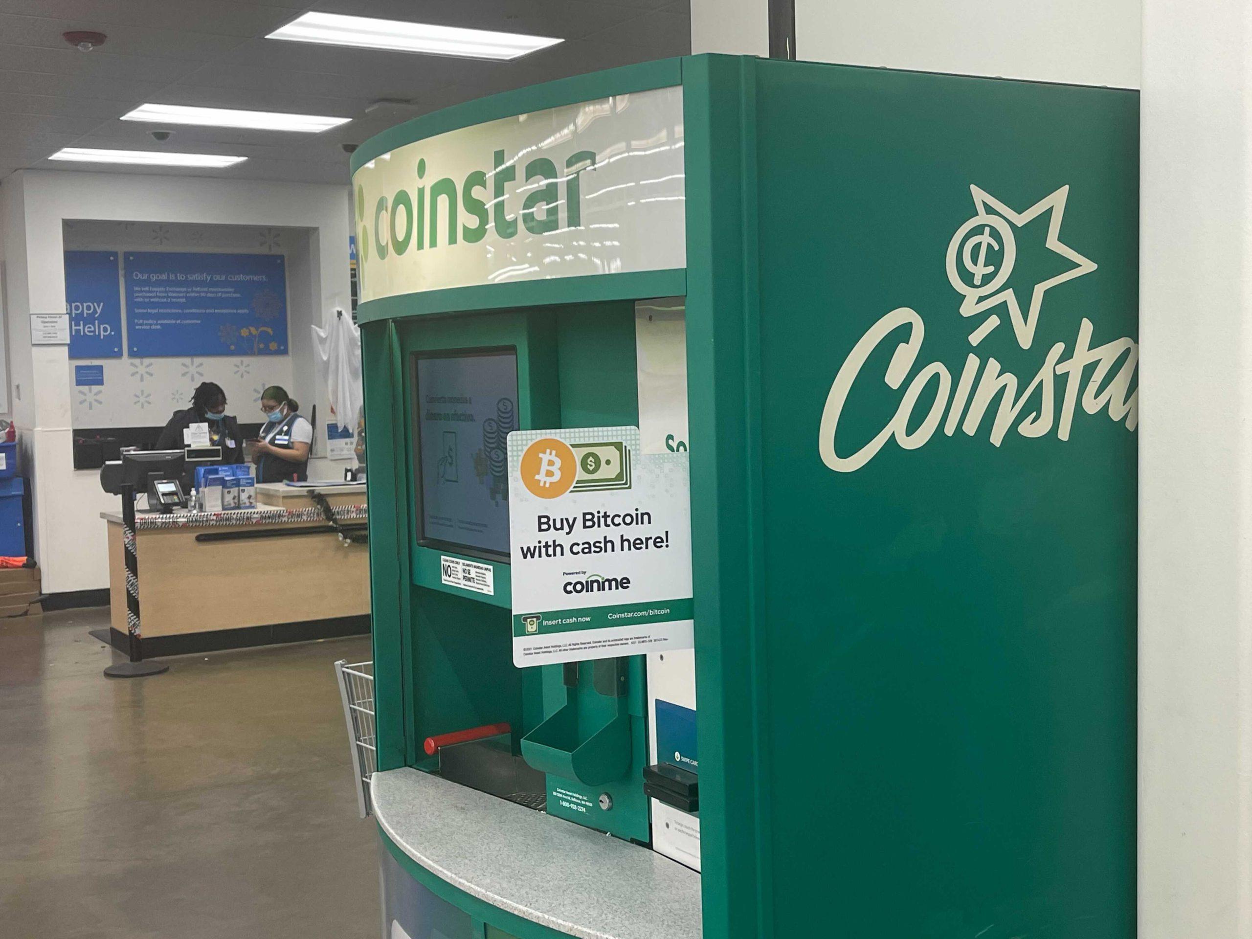 沃爾瑪默默設立「200台比特幣ATM」!允許顧客用現金購買BTC