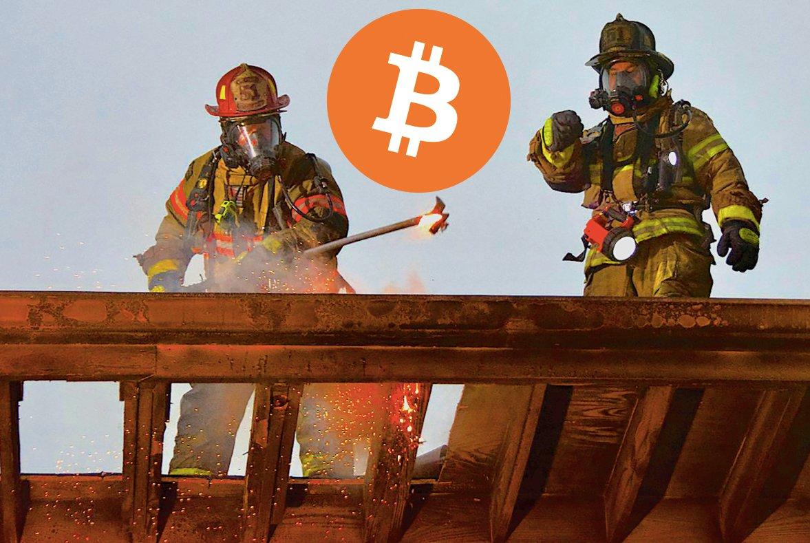 休士頓消防員退休基金進場!宣布買入2,500萬美元比特幣、以太坊
