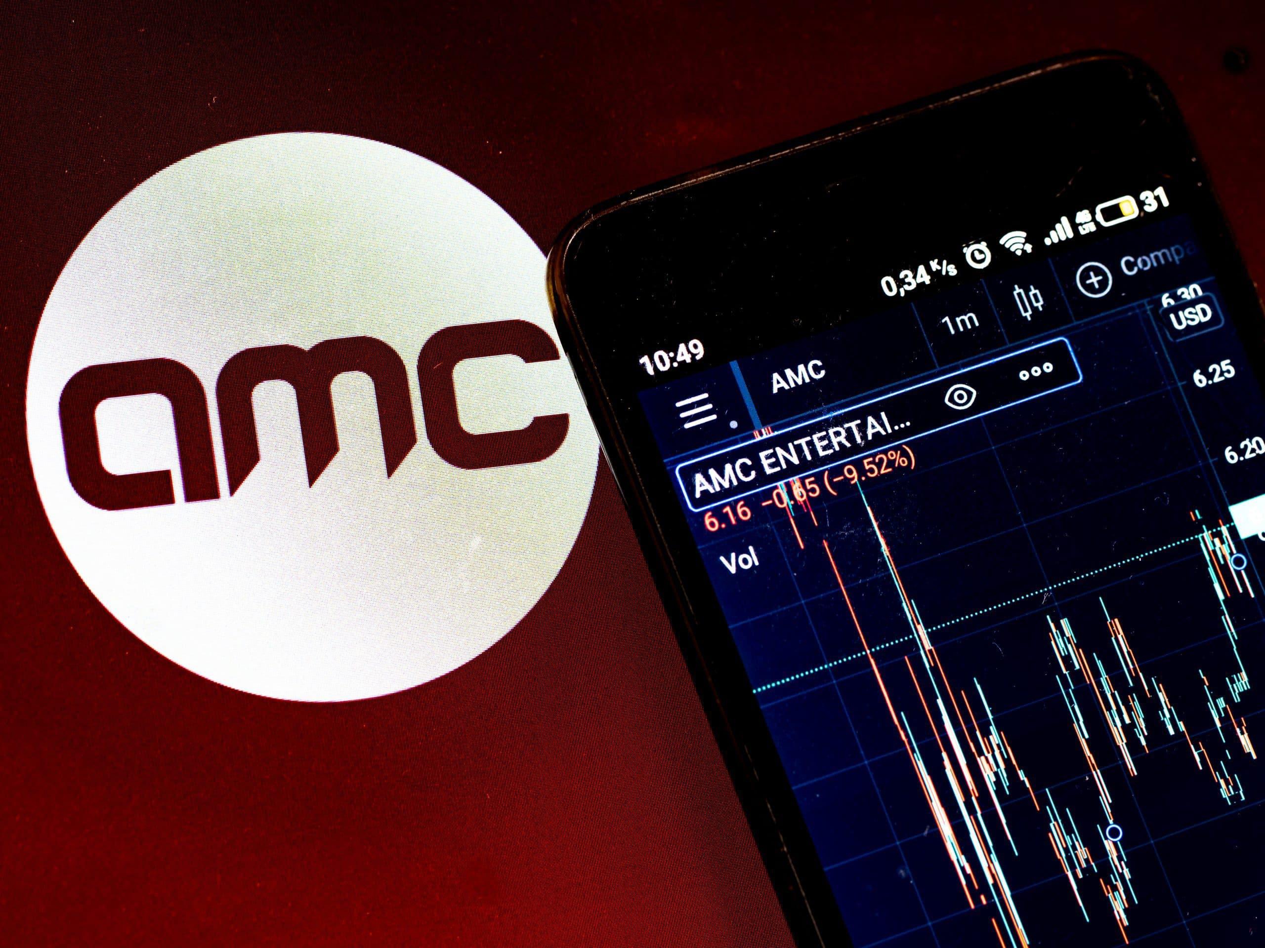 AMC: Unterhaltungsgigant denkt über eigene Kryptowährung nach