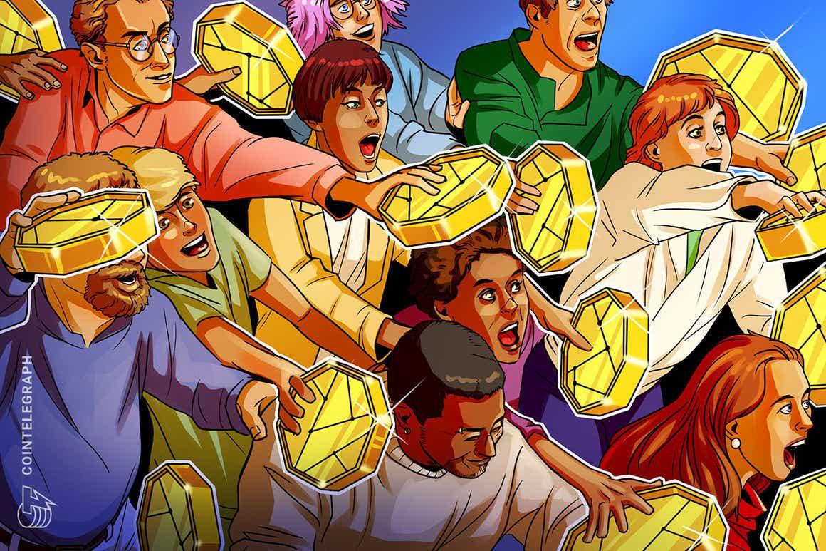 I tifosi presenti in una sezione della FTX Arena durante la partita inaugurale dell'NBA hanno ricevuto 500$ in crypto
