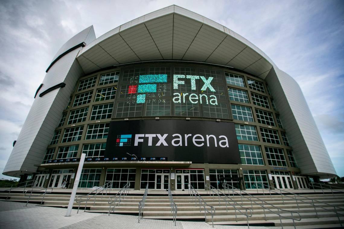 FTX tặng 500 USD cho mỗi khán giả thuộc khu vực bất kỳ tại trận đấu mở màn tại FTX Arena