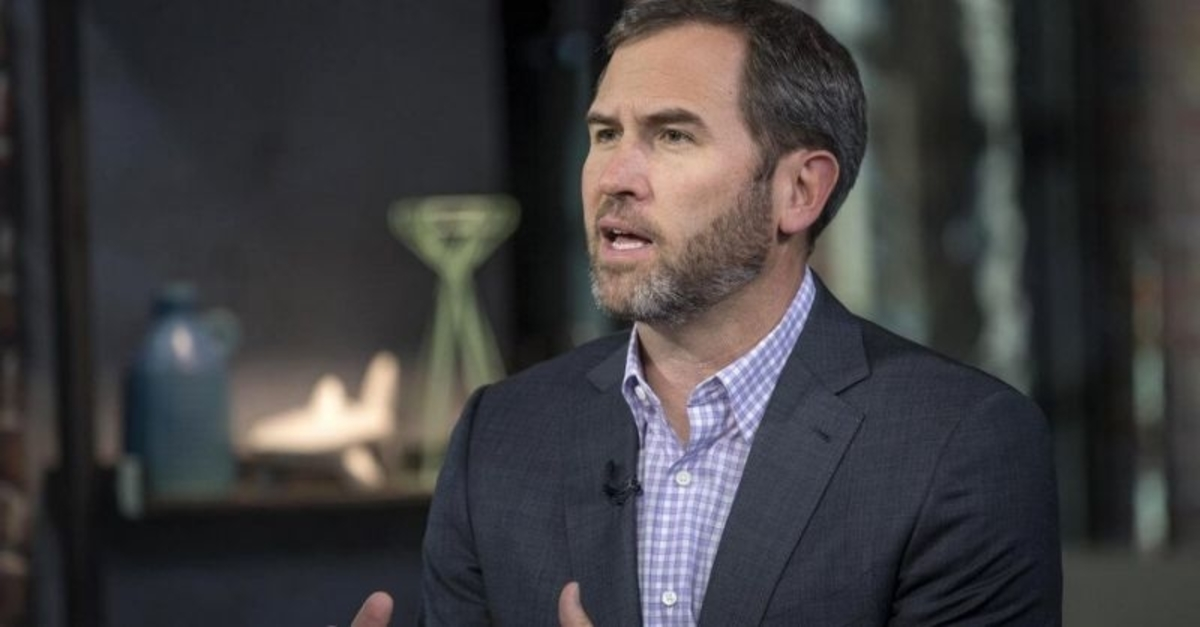 Ripple CEO reinstates SEC bias towards ETH, claiming XRP could've been No.2