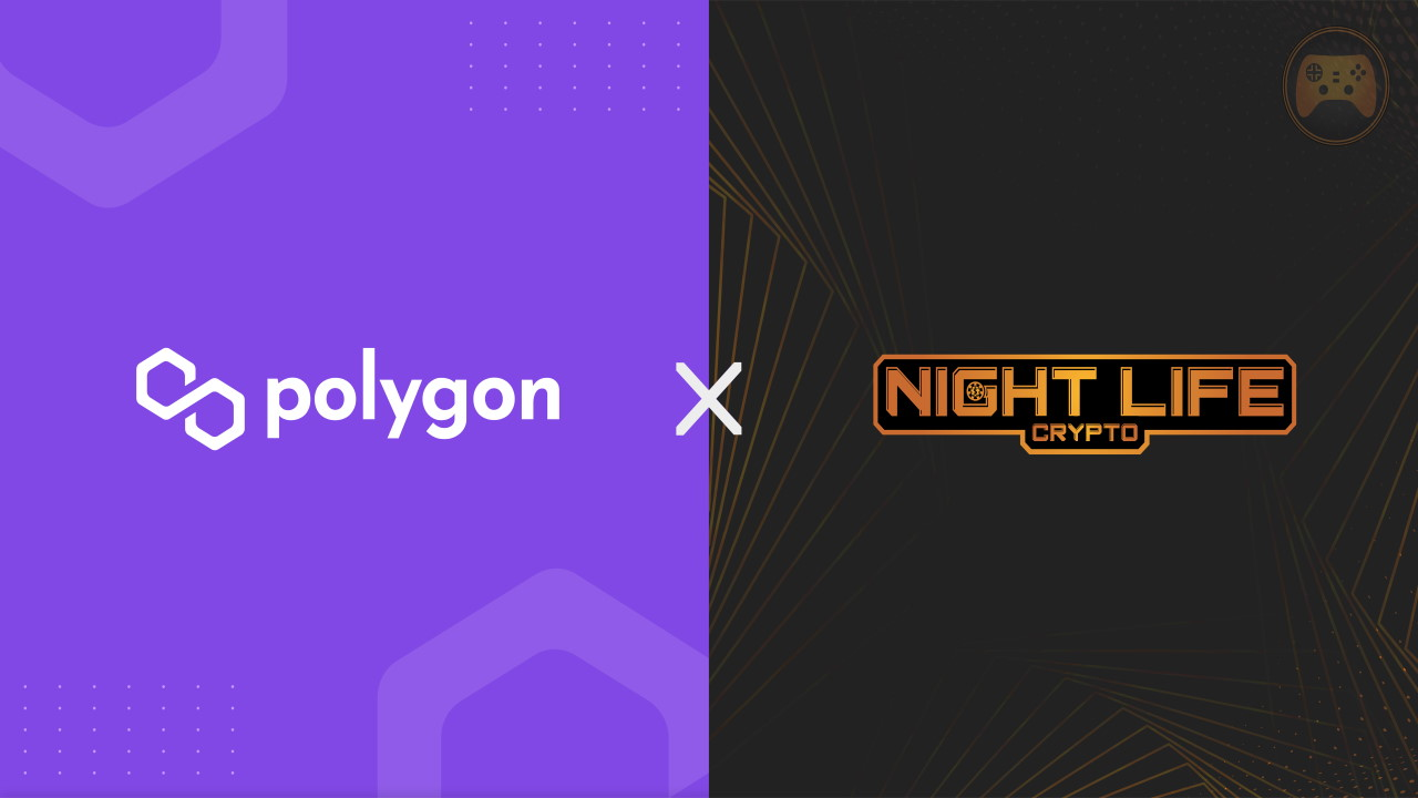 Night Life Crypto Integrates With Polygon and Launches NFT Sale