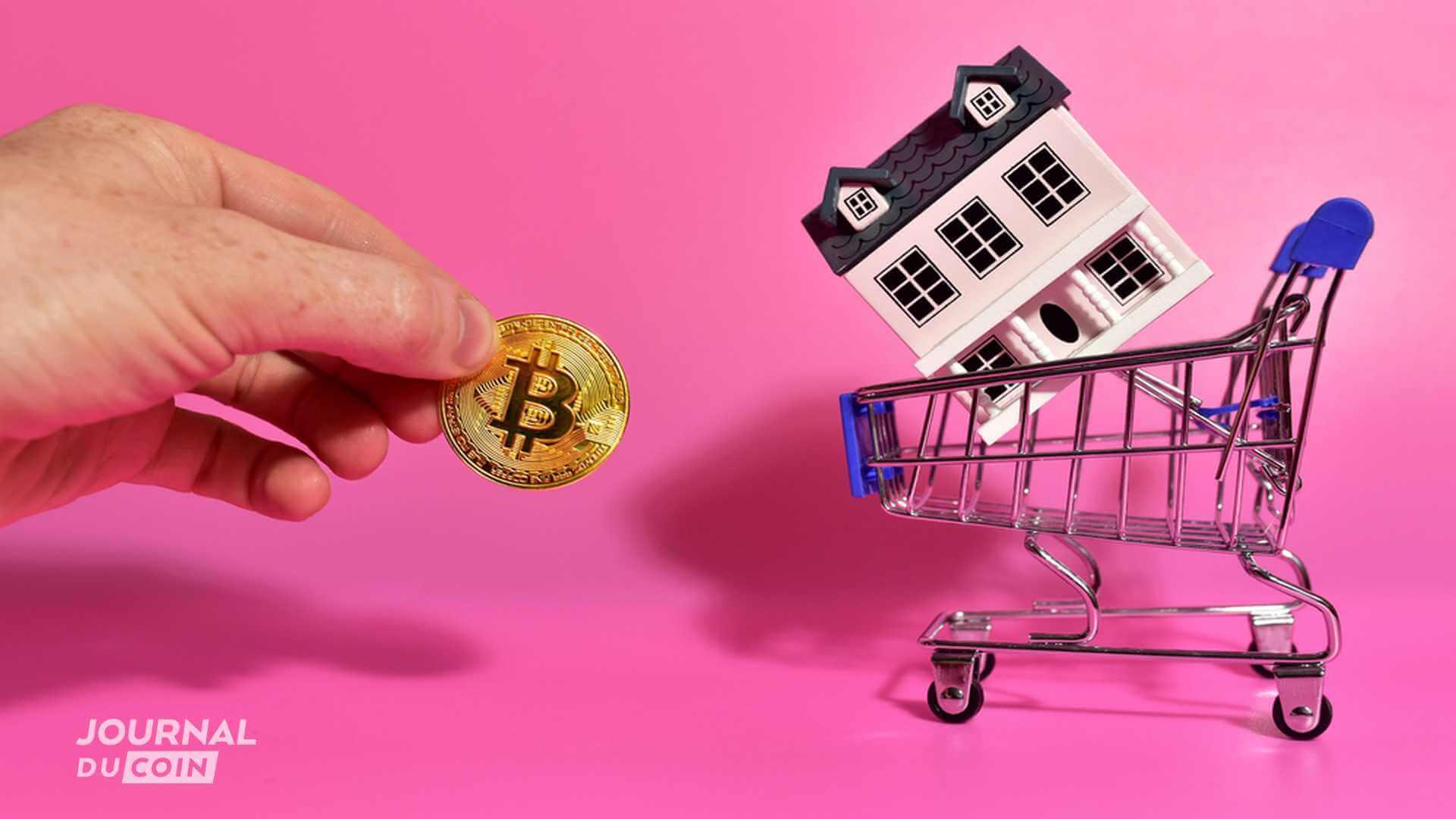 Recherche crypto-appartement – Le boom à venir de l'immobilier des métavers crypto