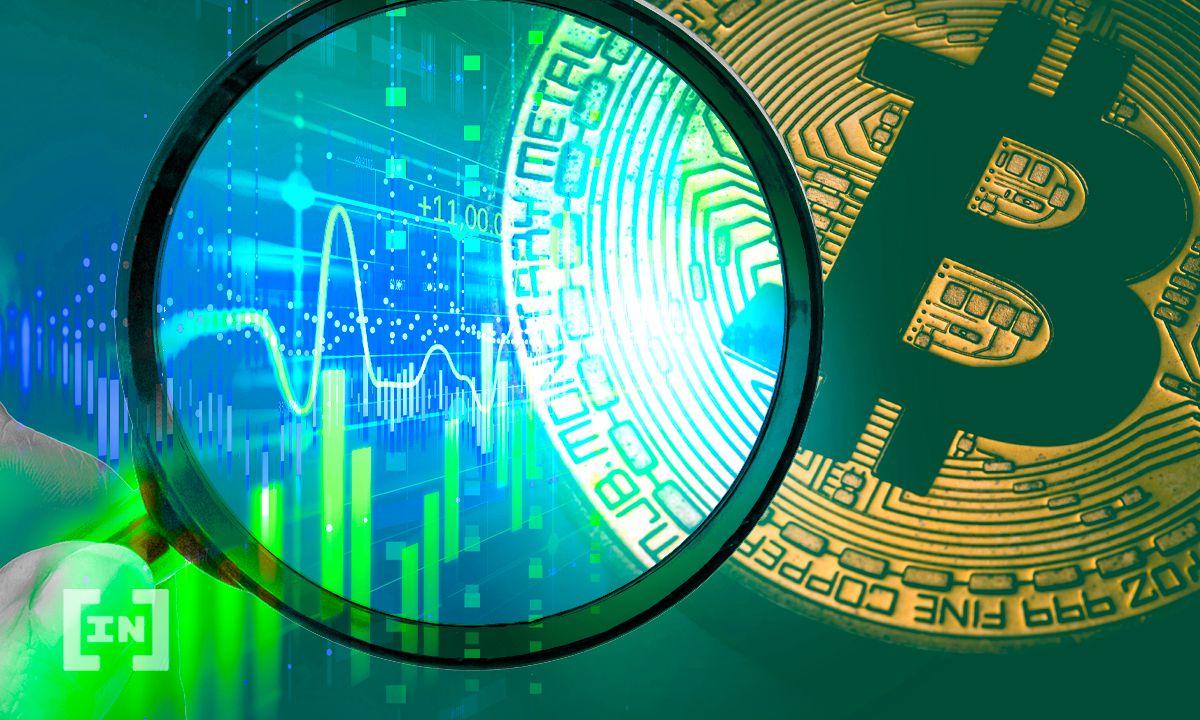Bitcoin (BTC) : le cours se replie suite à son nouveau sommet historique