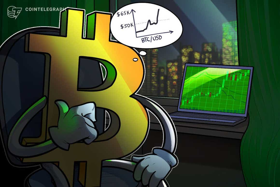 Alta infinita: Inflação veio para ficar e o Bitcoin pode ser a melhor proteção, dizem especialistas