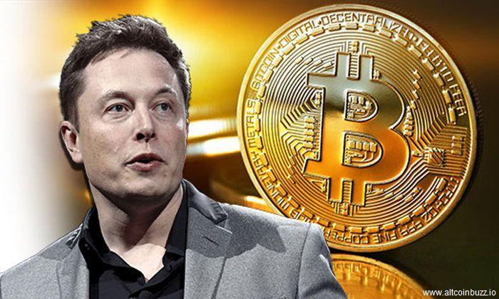 Elon Musk mantem o foco no Bitcoin (BTC) e no Ethereum (ETH)