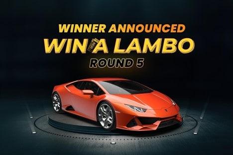 FreeBitco.in Just Gave Away Its Fifth Lambo in 2.5 Years
