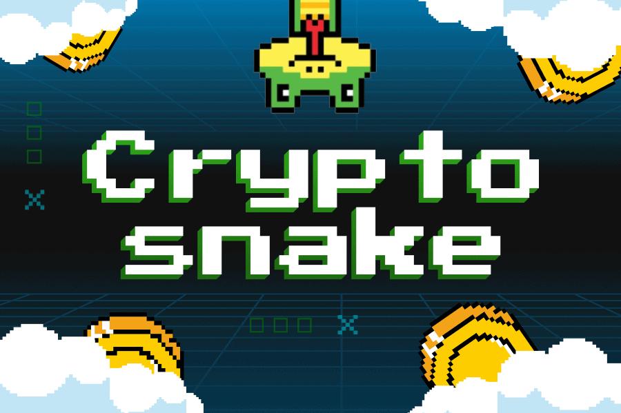 Cryptosnake: New DeFi NFT Game Based on Snake