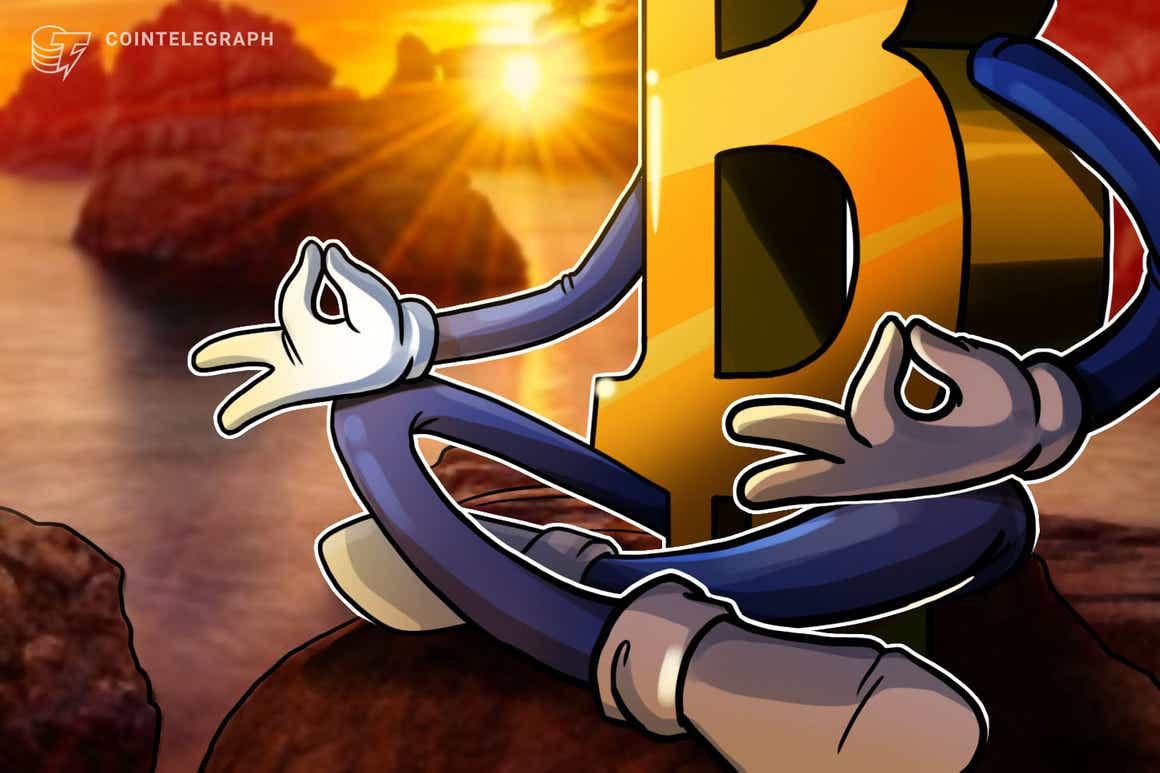 ビットコイン価格の調整、次の上昇に向けた準備となるか