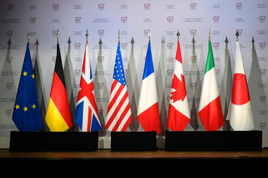 Finance ministers of the G7 countries reach an agreement on CBDCs.