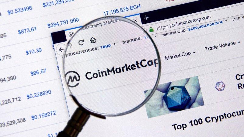 CoinMarketCap dính lùm xùm để lộ 3,1 triệu email người dùng