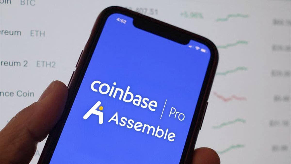 ASSEMBLE Protocol Rallies 200% Following Coinbase.com Listing