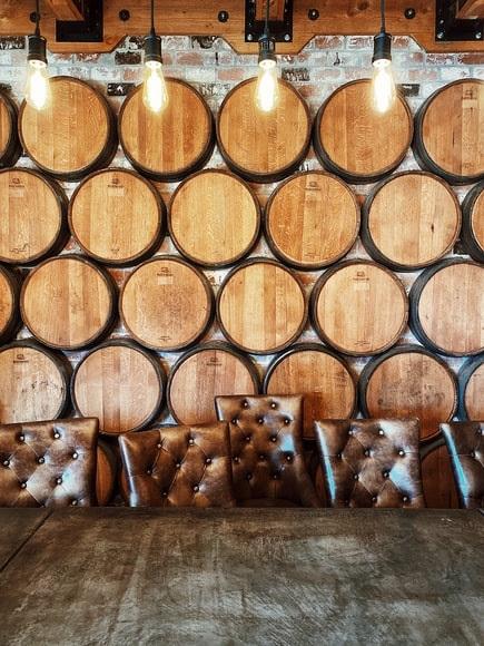 NFT stellt einen Auktionsrekord für Whiskey-Fässer von 2,3 Mio. $ auf