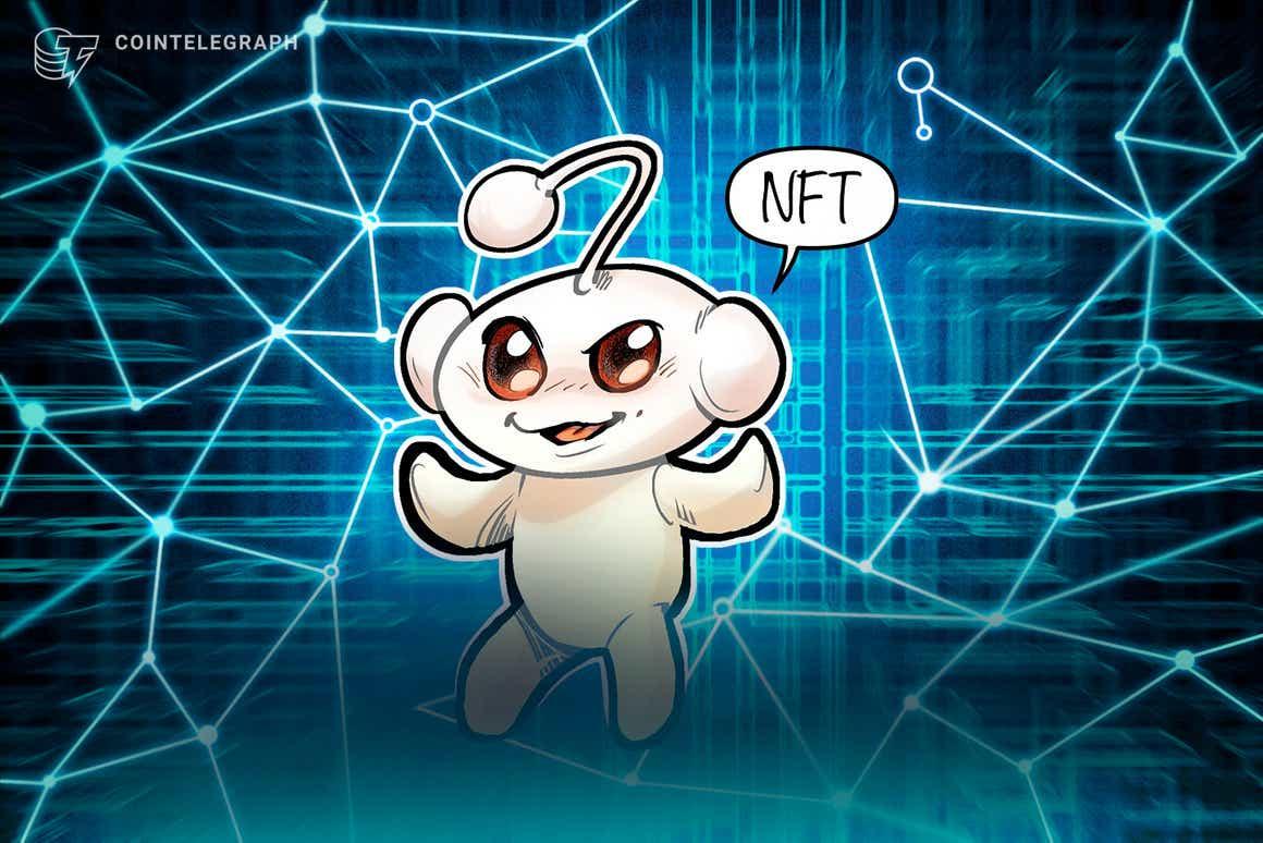 Reddit pode estar se preparando para lançar sua própria plataforma NFT
