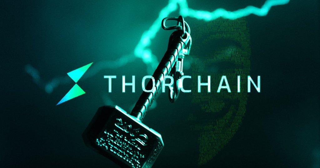 El token de THORChain (RUNE) escala con fuerza al alza, a pesar de la caída generalizada en el mercado