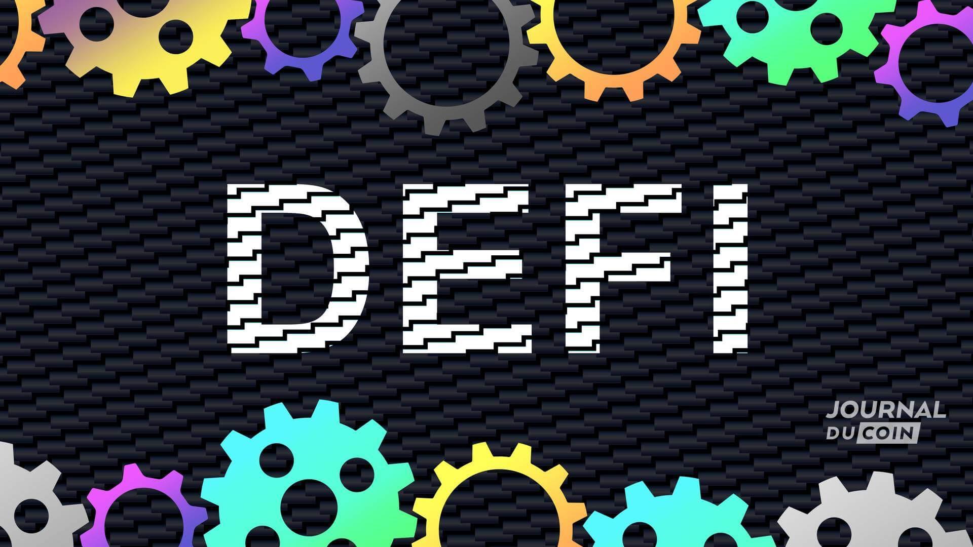 Vers un écosystème financier décentralisé : La DEFI
