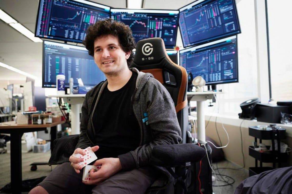 Sam Bankman-Fried: la storia dell'under 30 miliardario in crypto