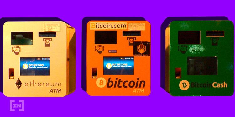 Walmart installe 200 distributeurs automatiques (ATM) de Bitcoin (BTC)