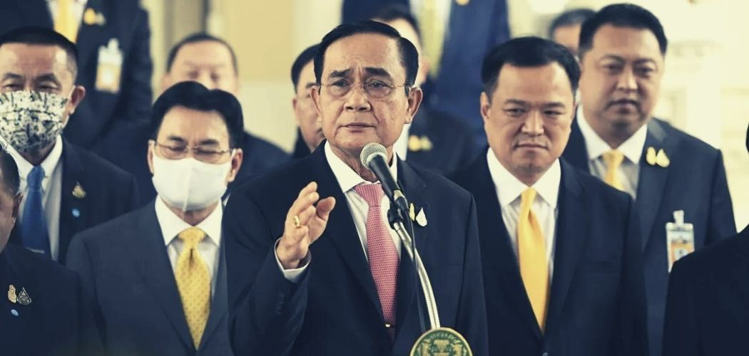 Thai Prime Minister Cautions Investors Against Cryptocurrencies And Digital Assets