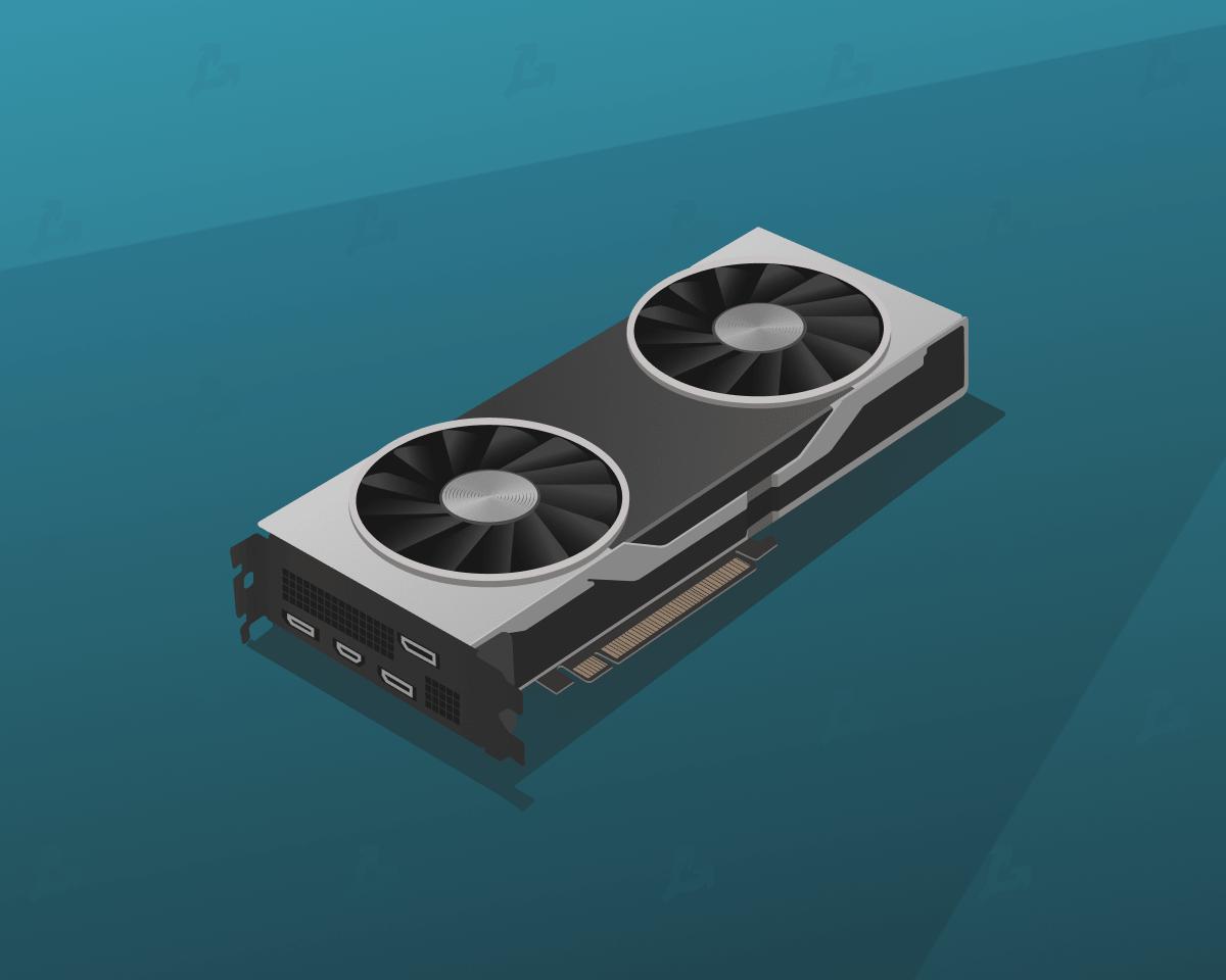 Nvidia начала продажу старшей видеокарты для майнинга за $4300