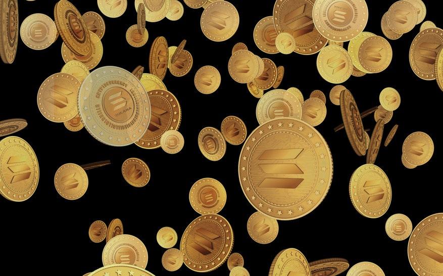 Solana erreicht 200$ und ist nun die 6. größte Kryptowährung