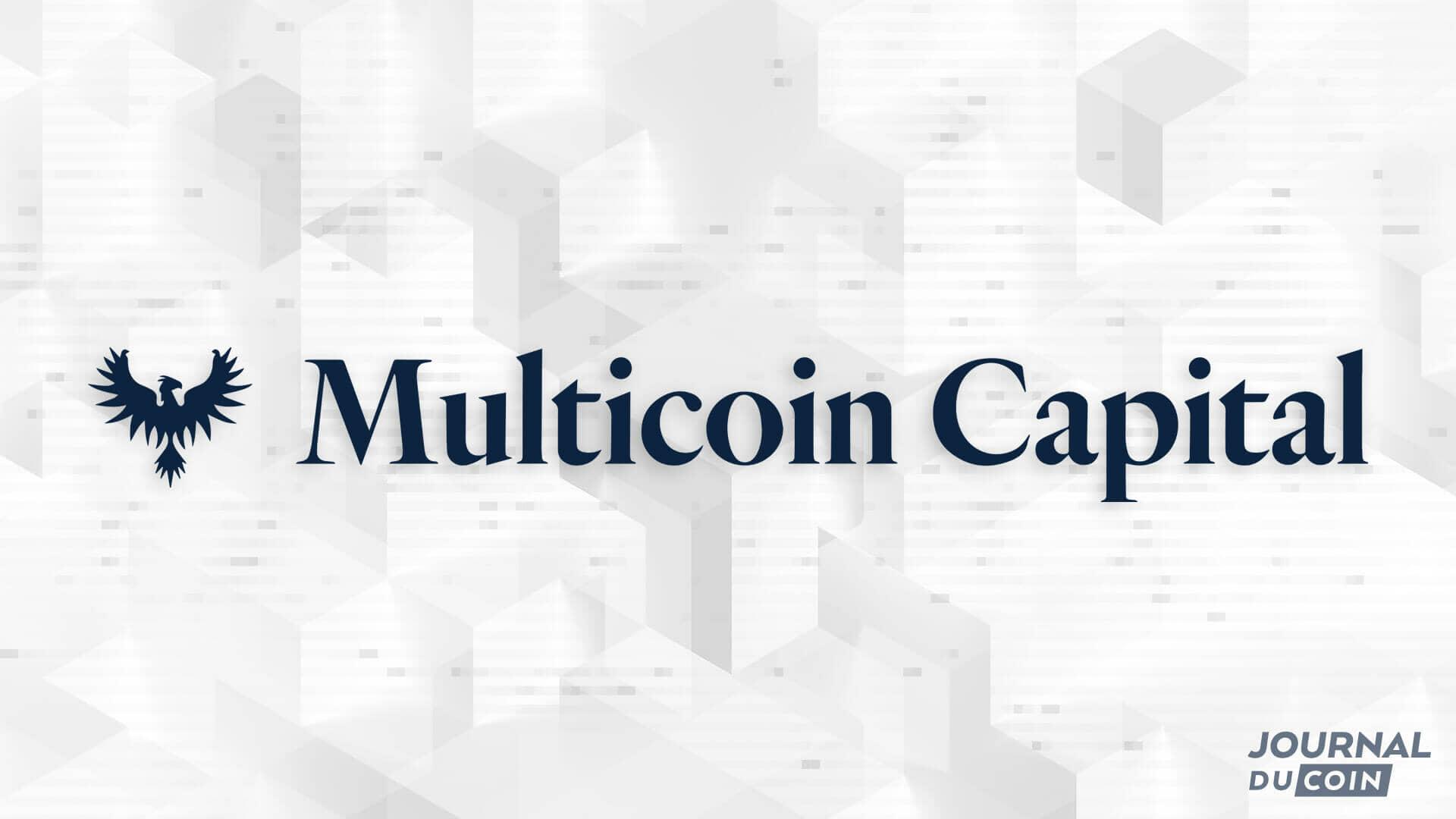 250 millions pour booster la crypto – Multicoin Capital mise sur les start-ups