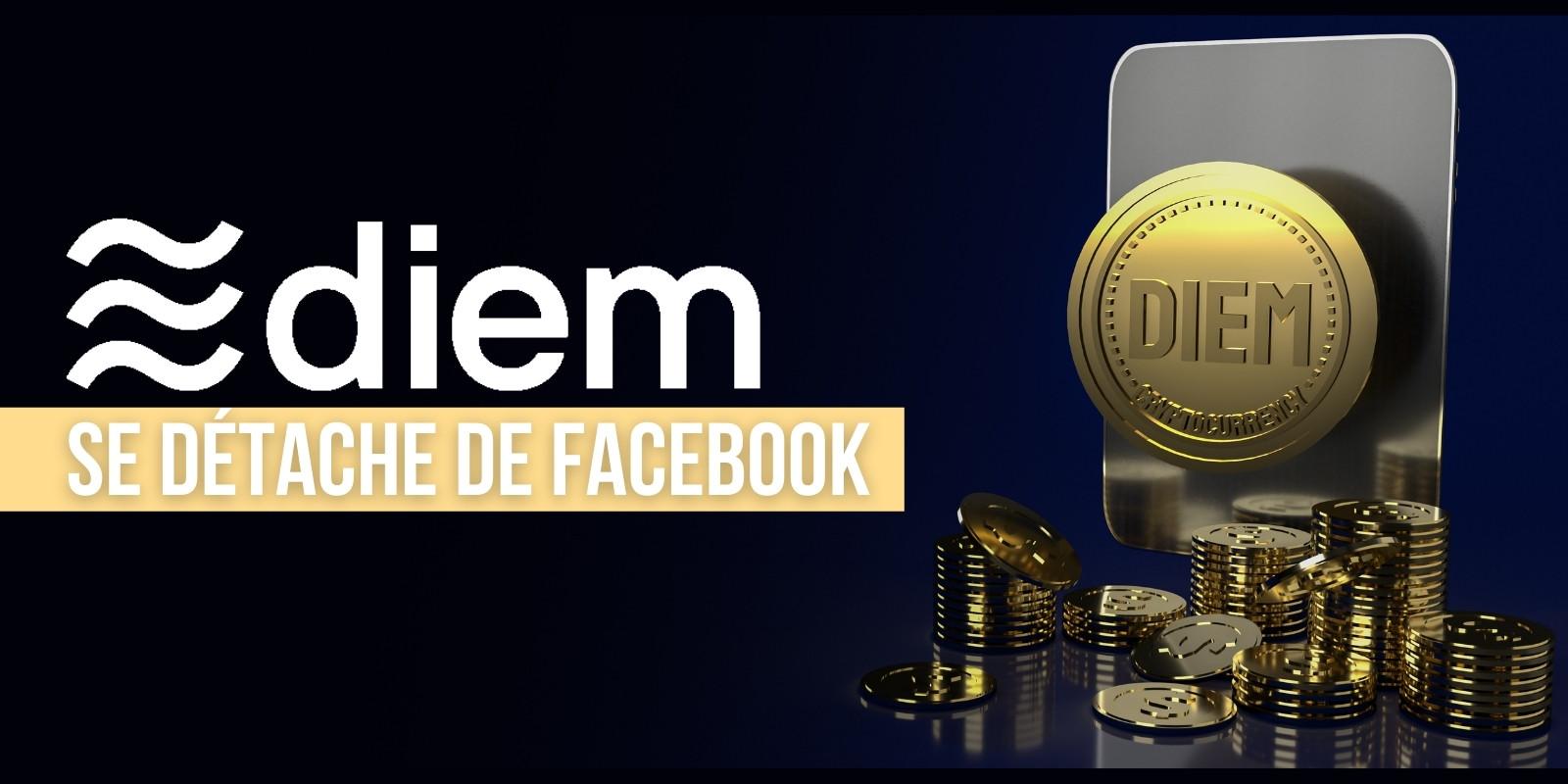 Diem: le stablecoin cherche à se démarquer de Facebook