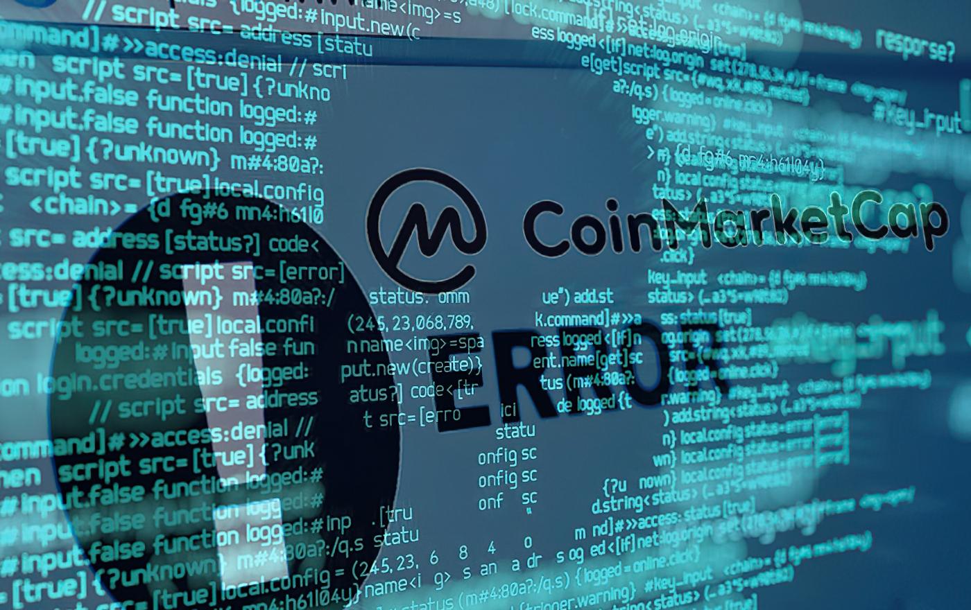Coinmarketcap 驚傳遭駭,311萬用戶電郵資訊被盜賣