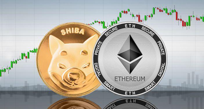 โวลุมซื้อขายเหรียญ Shiba Inu ในช่วง 24 ชั่วโมงที่ผ่านมาแซงหน้าของ Ethereum แล้ว
