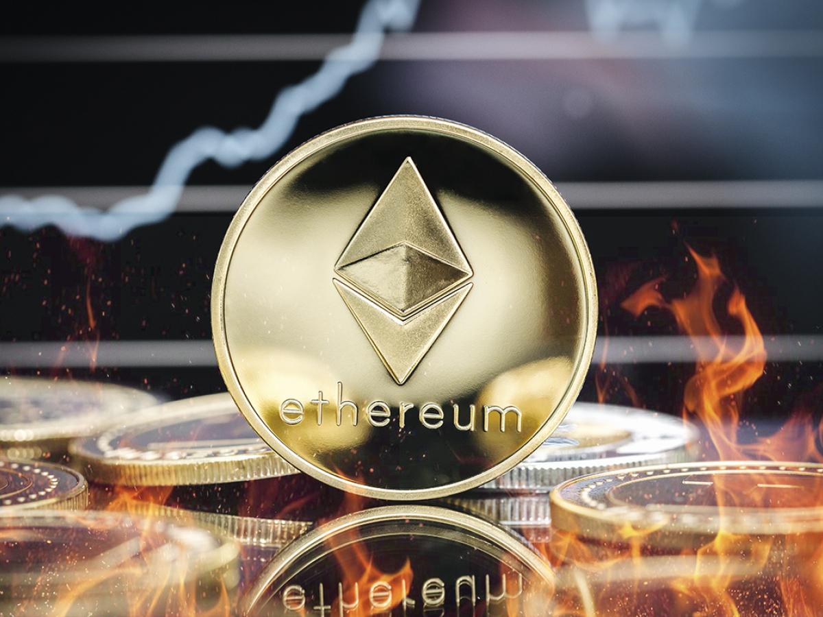 $2 Billion Worth Of Ethereum Burned Since August