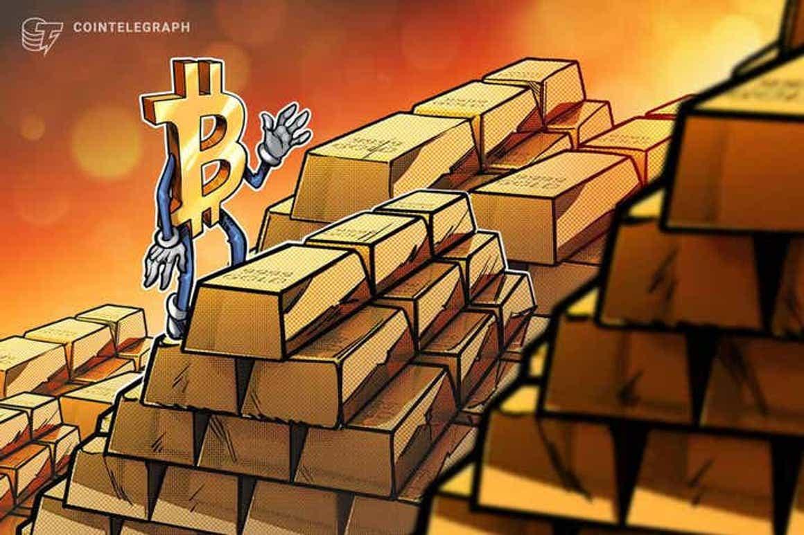 Investimentos em ouro caem 60% no primeiro semestre de 2021 e Bitcoin cresce como ativo de proteção