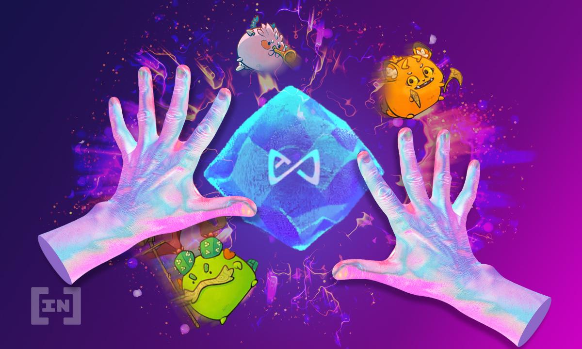 Axie Infinity (AXS) vise un nouveau sommet record, les autres tokens de jeu sont à la traîne