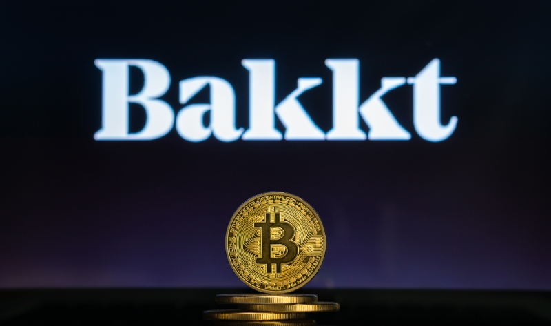 Kripto para şirketi Bakkt'ın hisseleri bir günde % 200 arttı