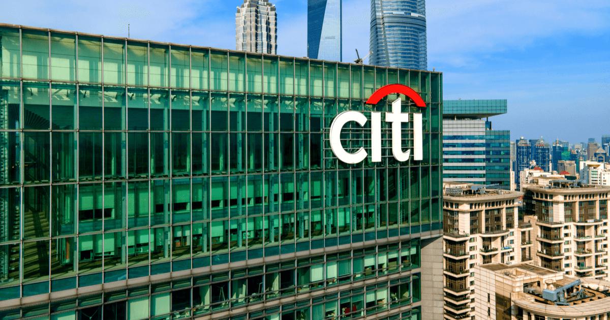 米Citi、デジタル資産の決済インフラを構築中