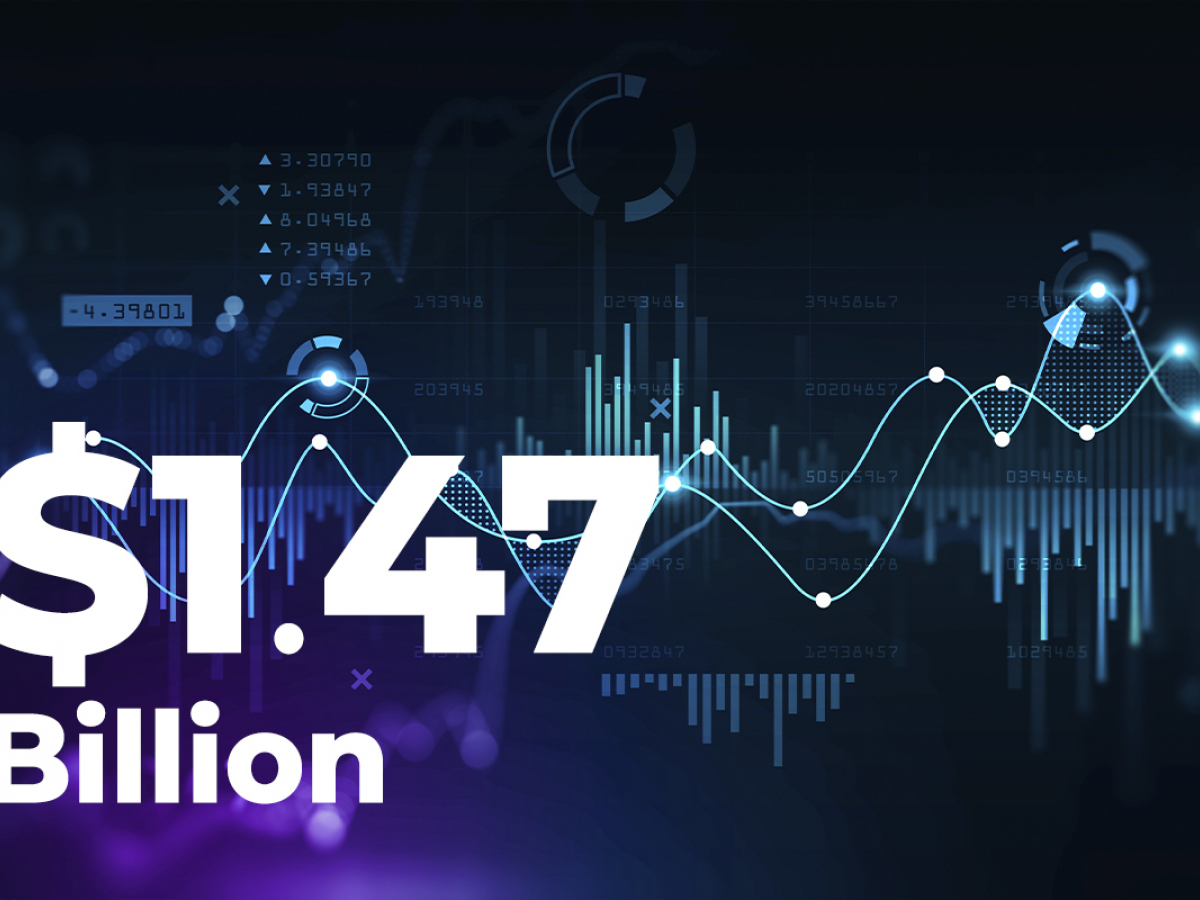 $1.47 Billion Inflows: Cryptocurrency Industry Faces Largest Investment Flow in History