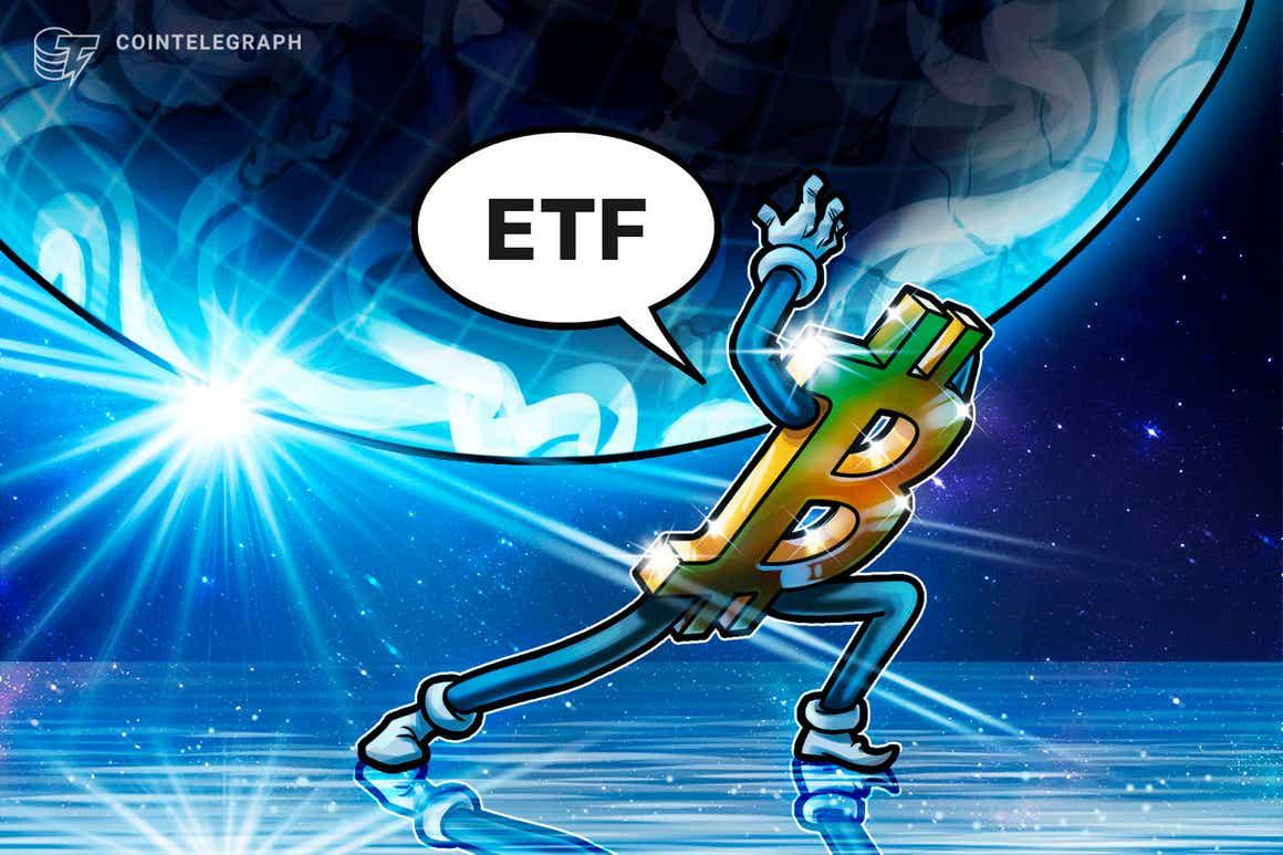 Report: un fondo pensionistico sudcoreano investirà in Bitcoin ETF