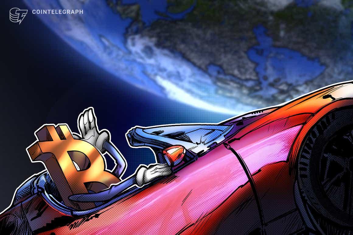 Elon Musk segnala 'forte pressione inflazionistica' e Tesla riconsidera i pagamenti in Bitcoin